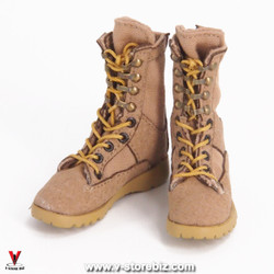 Flagset FS73014 US 75th Ranger Afghanistan Military Tan Boots