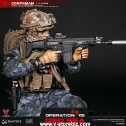"DAM DMS009 Operation Red Sea PLA Navy Marine Corpsman ""Lu Chen"""