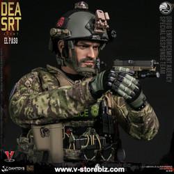 DAM 78063 DEA SRT (Special Response Team) Agent El Paso