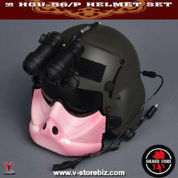 Soldier Story 2019 Year of the Pig HGU Helmet Exclusive