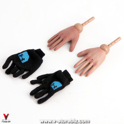 Soldier Story SS112 CT-SFO Bendy Hands & Cloth Gloves