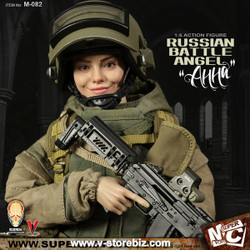 SuperMCToys Russian Battle Angel Анна