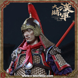 Kong Ling Ge KLG-R018B Ming Dynasty General of Han (Deluxe Version)