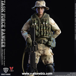 "Crazy Figure LW003 75th Rangers Regiment Grenadier ""Operation Gothic Serpent"""
