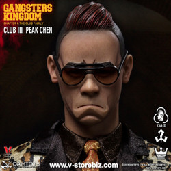 DAM GK018 Gangsters Kingdom Club III Peak Chen