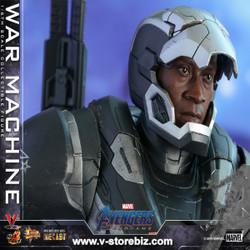 Hot Toys MMS530D31 Avengers: Endgame War Machine