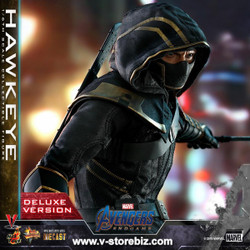 Hot Toys MMS532  Avengers: Endgame Hawkeye (Deluxe Version)