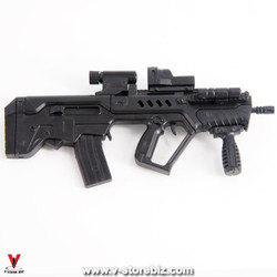 4D Model TAR21 Submachine Gun