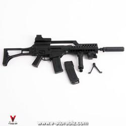 4D Model G36 Assault Rifle & Grip