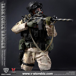"Crazy Figure LW004 US Delta Force Sniper ""Operation Gothic Serpent"" Mogadishu, Somalia"