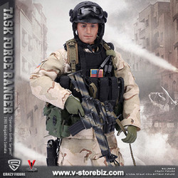 "Crazy Figure LW004 US Delta Force Sniper ""Operation Gothic Serpent"" Mogadishu, Somalia"