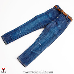 MiniTimes M014 CIA Armed Agent Jeans
