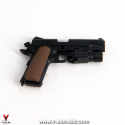 MiniTimes M014 CIA Armed Agent M1911 Pistol & Holster