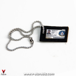MiniTimes M014 CIA Armed Agent Accessories