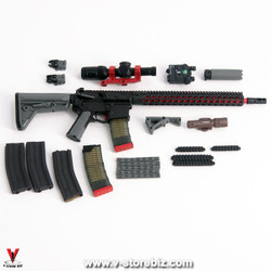 E&S 06017 Doom's Day Kit AR-15 Rifle
