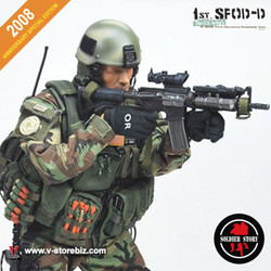 Soldier Story SS020 1st SFOD-D (2008 Anniversary Edition)