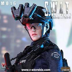MiniTimes M016 Female SWAT Operator