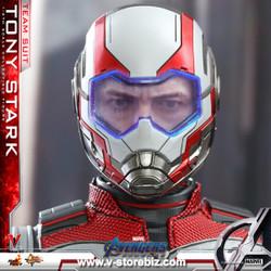Hot Toys MMS537 Avengers : Endgame Tony Stark (Team Suit)
