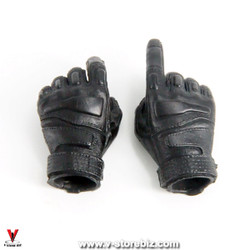 MiniTimes M014 CIA Armed Agent Gloved Hands