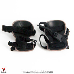 DAM 78061 French Police Unit Kneepads