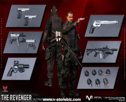 VTS Toys VM027 The Revenger Ultimate Edition