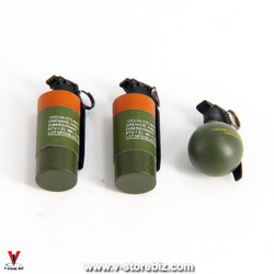 E&S 26020R SMU CAG Breacher C4 Charges & Grenades