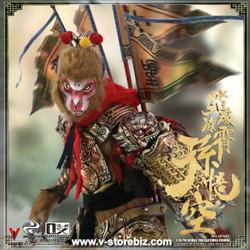303Toys x Ouzhixiang GF003 Chinese Legends Series Sun Wukong (Cloud Palace Breaker)