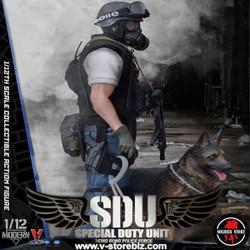 Soldier Story SSM003 Hong Kong SDU K-9 Handler