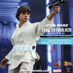 Hot Toys MMS297 Star Wars: Episode IV A New Hope Luke Skywalker (Exclusive)