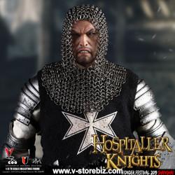 Coomodel SE050 Wonder Festival 2019 Hospitaller Knight