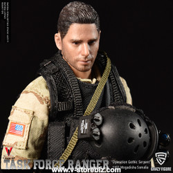 "Crazy Figure LW005 US Delta Force Master Sergeant ""Operation Gothic Serpent"""