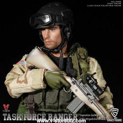 "Crazy Figure LW006 US Delta Force M-14 Sniper ""Operation Gothic Serpent"""