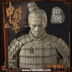 Toys Power CT012-C Qin Empire Terracotta Warriors (Stone Version)