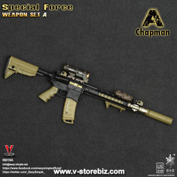 E&S 06018 Special Force Weapon Set A - A Chapman