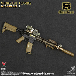 E&S 06018 Special Force Weapon Set A - B Chamkani