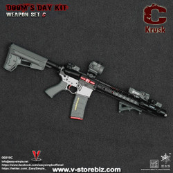 E&S 06019 Doom's Day Kit C Set C - C Krusk