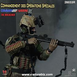 E&S 26033R Commandement des Opérations Spéciales II Breacher