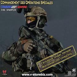E&S 26033S Commandement des Opérations Spéciales II The Sniper