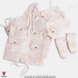 Soldier Story SS111 U.S. Army 28th Infantry Snow Smock Suit, Pants & Mittens