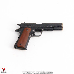 Soldier Story SS111 U.S. Army 28th Infantry M1911 .45 Pistol & Holster