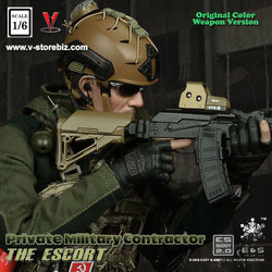 E&S 26034 Private Military Contractor The Escort (Original Version)