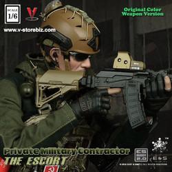 E&S 26034 Private Military Contractor The Escort (Original Version)