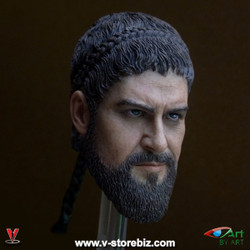 By-Art 1/6 Warrior Headsculpt