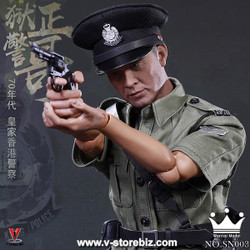 Warrior Model SN003 1970s Royal Hong Kong Police