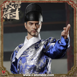 Kongling Pavilion KLG-R020A Captain Zhao Xin in Ming Dynasty