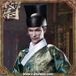 Kongling Pavilion KLG-R020B Captain Zhao Xin in Ming Dynasty