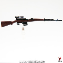 4D Model SVT-40 Rifle (Brown)