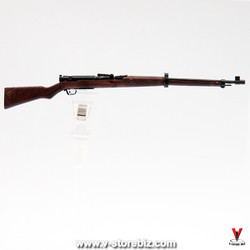 4D Model Sanpachi Type 38 Rifle