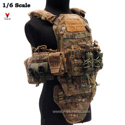 DAM 78063 DEA SRT TYR PICO Assault Plate Carrier Multicam