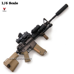 DAM 78063 DEA SRT M4 Carbine & Accessories
